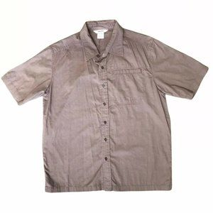 Marmot Shirt Mens Size M Button Down Short Sleeve